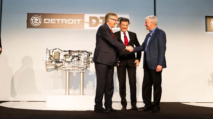 Daimler to expand Detroit plant, adding medium-duty truck engines