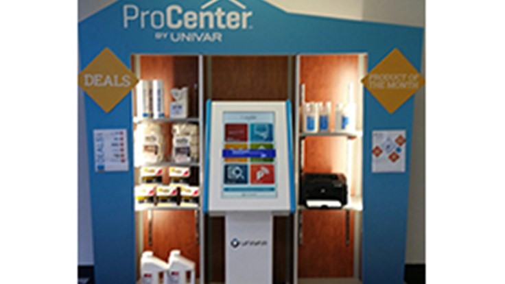 New Kiosks and Information Centers Coming to Univar's ProCenters