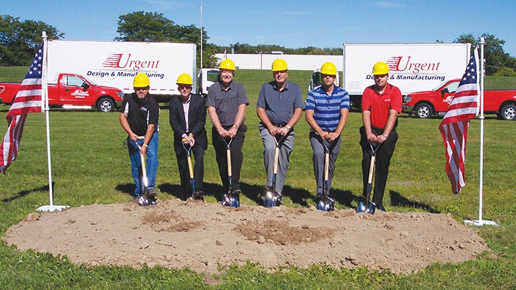 3-Dimensional Services Group expands UDM Lapeer facility