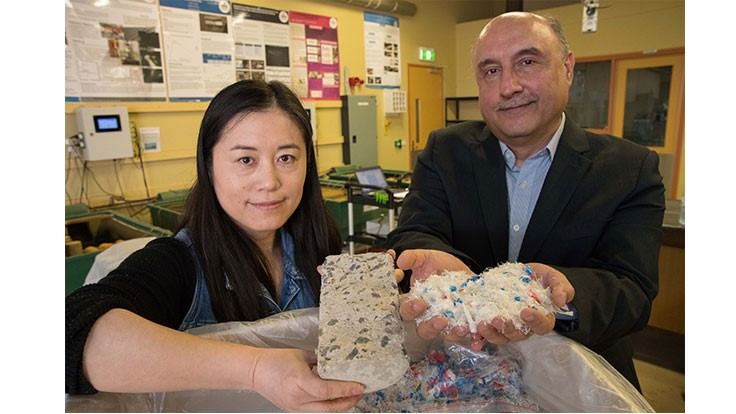 Australian researchers use plastic dialysis scrap to produce durable concrete