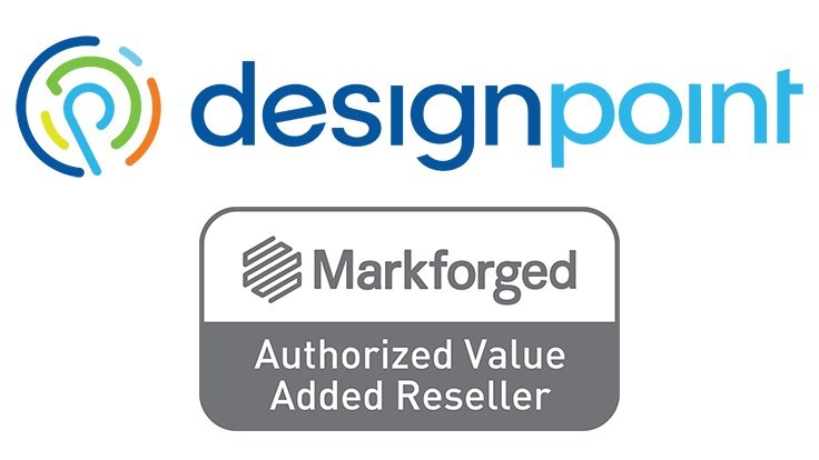 DesignPoint adds Markforged 3D printers to offerings