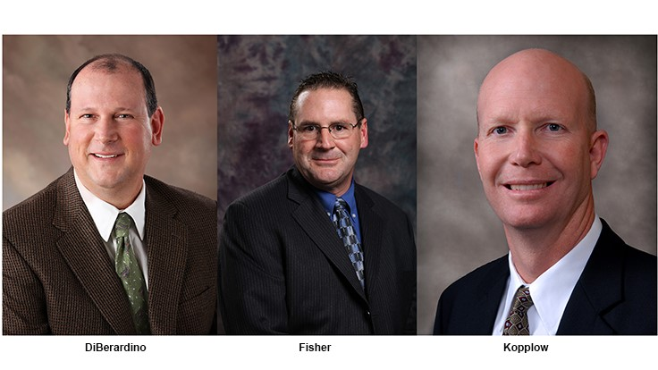 Massey Services announces three promotions