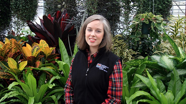 Dickman Farms Greenhouses & Garden Center adds new retail general manager