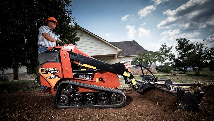 Ditch Witch introduces new mini skid steer
