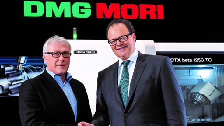 DMG MORI acquires 50.1% shares in Realizer SLM 3D