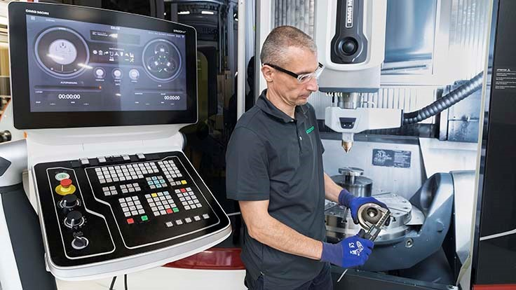 Schaeffler, DMG MORI developing additive manufacturing processes for roller bearings
