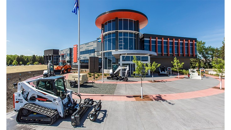 Doosan Bobcat North America completes headquarters expansion