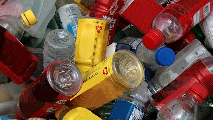Communities in southwest Idaho can recycle Nos. 1 and 2 plastic bottles only in 2018