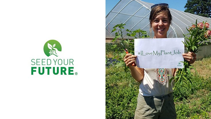 Dümmen Orange supports Seed Your Future initiative