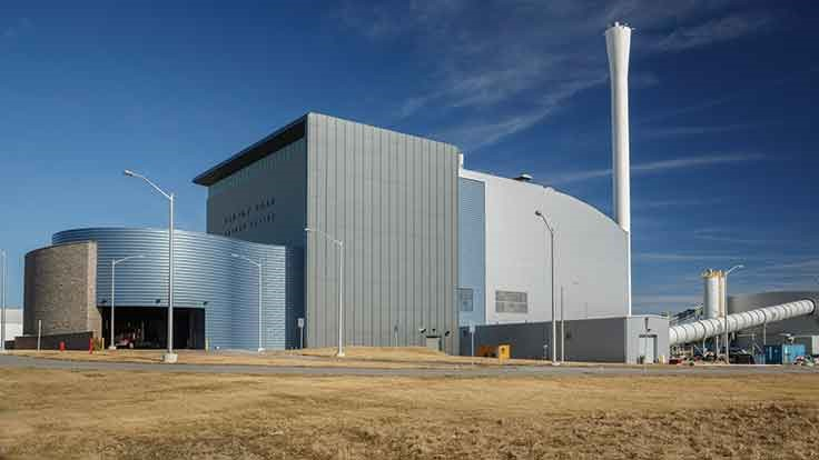 Covanta EFW facility begins commercial operation in Ontario