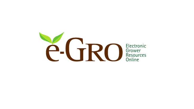 e-GRO offers plant nutrition and growing media webinars