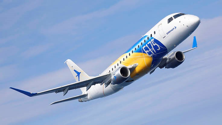 SkyWest places firm order for 20 Embraer E-Jets