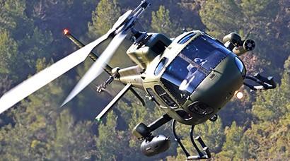 Helicopter Orders Drive EADS