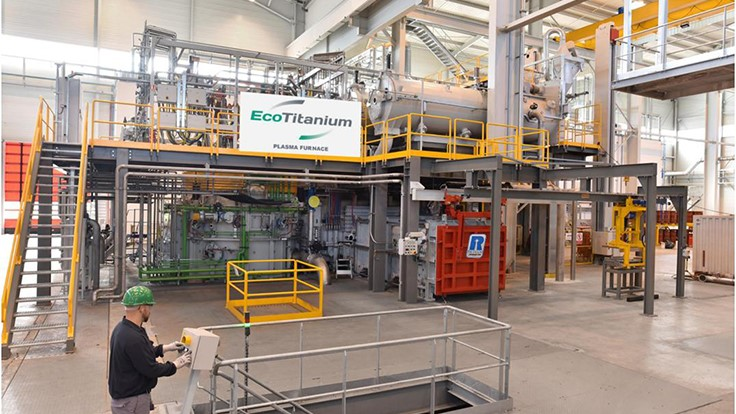 Retech installs vacuum metal technology in France