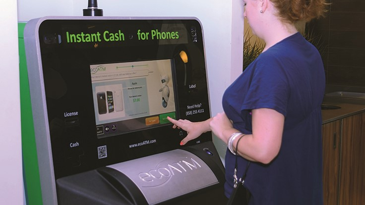 EcoATM revenue, devices sold increase - Recycling Today