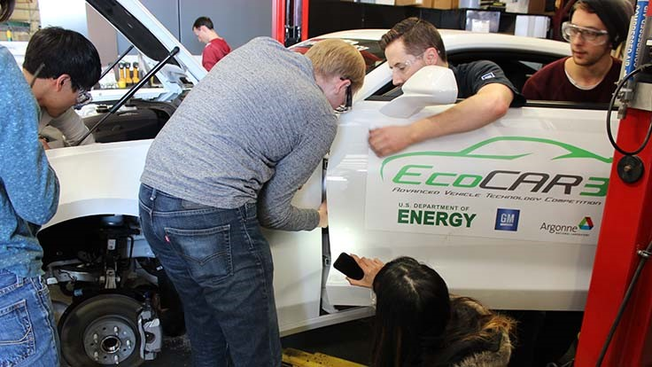Mentor Graphics donates software to PACE, EcoCAR programs
