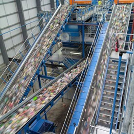 Plastics Recycling Facility Opens in UK