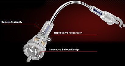 CE Mark for INTUITY Elite valve system