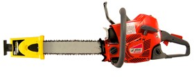 Self-sharpening Chainsaw