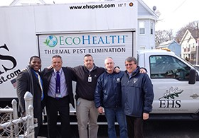 EHS, City Agencies Collaborate on Bed Bug Infestation