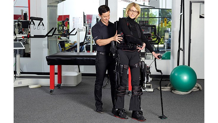 Ekso GT robotic exoskeleton cleared by FDA