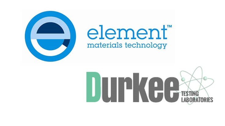 Element acquires Durkee Testing Laboratories