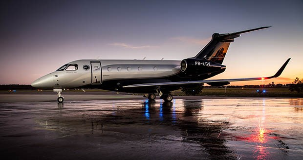 Embraer Legacy 450 receives FAA certification