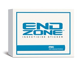 FMC Debuts EndZone Insecticide Stickers
