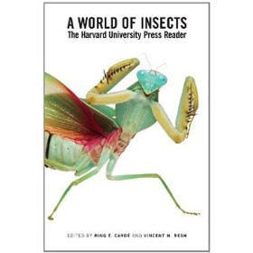 Harvard Press Publishes New Entomology Book