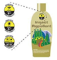 EPA Introduces New Graphic to Help Consumers Make Informed Choices about Insect Repellents