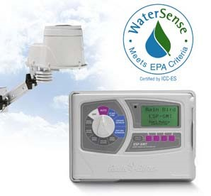 Rain Bird's ESP-SMT Smart Controller earns Watersense label