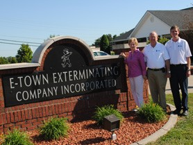 E-town Exterminating Celebrates 35 Years in Business