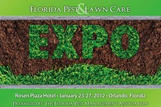 Dates, Location Announced for the 2012 Florida Pest and Lawn Care Expo