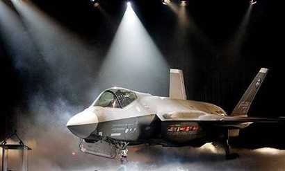 F-35 costs will fall as orders rise