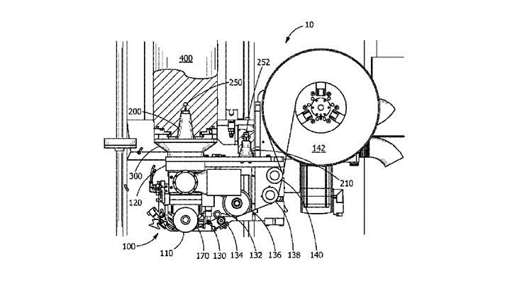 Fabrisonic issued patent for ultrasonic additive manufacturing