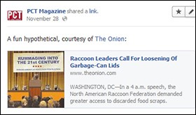 Facebook Focus: A Fun Hypothetical from The Onion