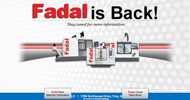 Fadal Engineering back under new ownership