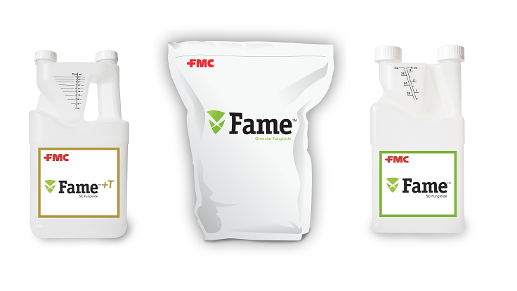 FMC introduces Fame family of fungicides