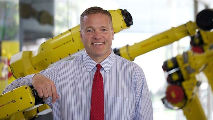 Cicco named FANUC America president, CEO