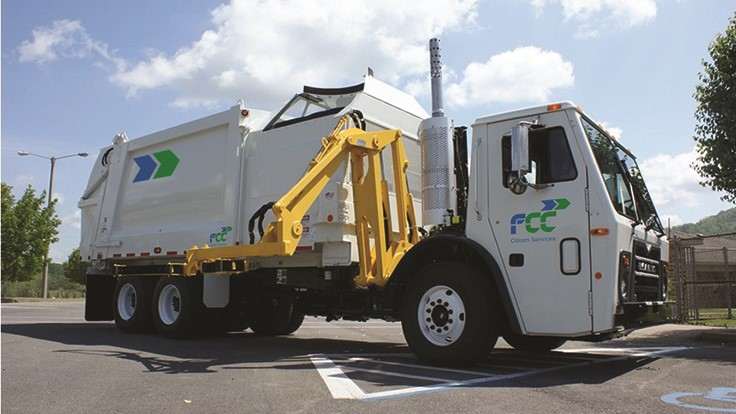 FCC secures fifth recycling contract in Texas