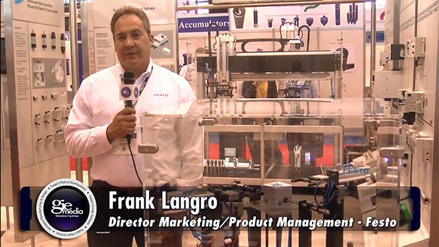 IMTS Booth Tour 2016: Festo Corp. [VIDEO]