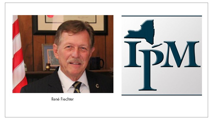 Fiechter Earns IPM in Excellence Award for Bed Bug Advocacy
