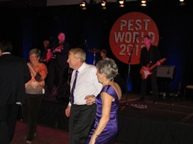 Final Night Banquet Ends PestWorld on a High Note