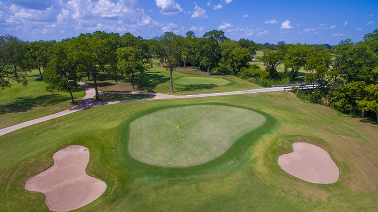 Oklahoma course reopens after $6 million renovation