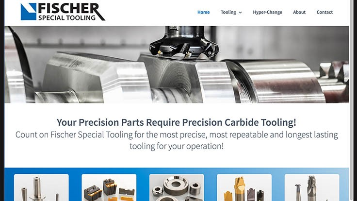 Fischer Special Tooling launches new website