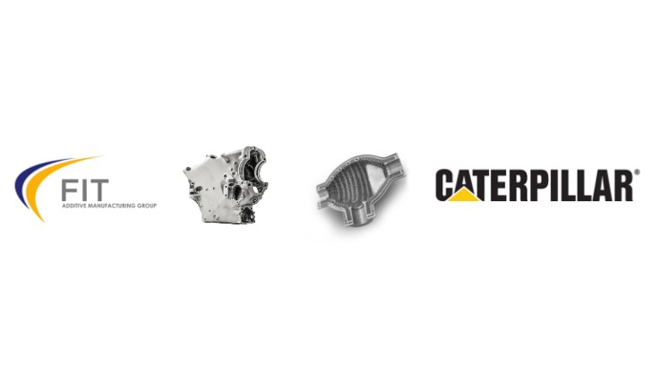 FIT, Caterpillar to develop 3D printing techniques - Today's