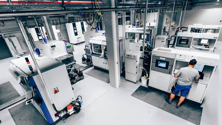 Additive manufacturing & the classic machine tool