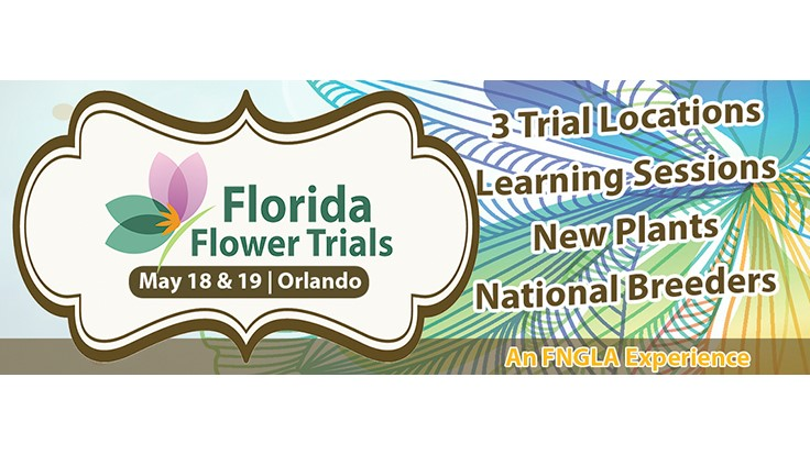 Florida Flower Trials begin May 18