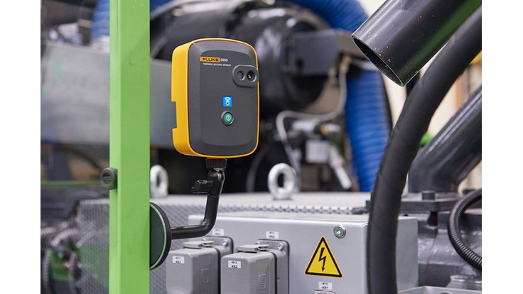 Fluke 3550 FC Thermal Imaging Sensor recognized in Processing's 2017 Breakthrough Product of the Year Awards