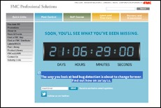 Countdown to a Bed Bug Breakthrough on FMCBedBug.com